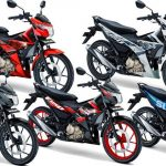 5 Permasalahan Pada Motor Suzuki Satria Fu